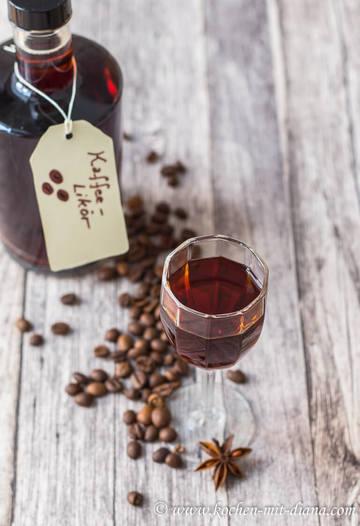 Rezept Kaffeelikör