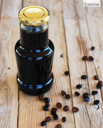 Rezept Kaffeesirup