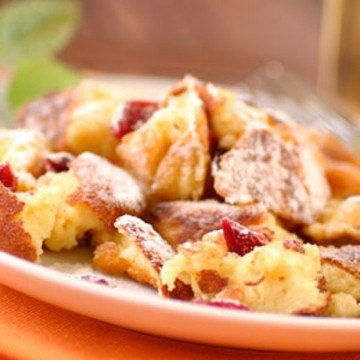 Rezept Kaiserschmarrn mit Cranberries