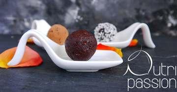 Rezept Kakao-Dattel-Rohkost-Pralinen