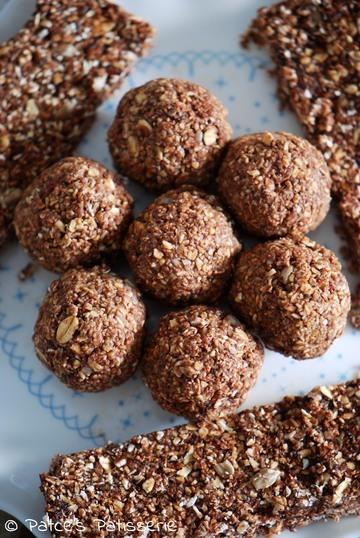 Rezept Kakao-Rohkostpralinen (Energy Balls)