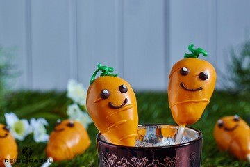 Rezept Karotten Cake Pops