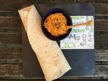 Rezept Karotten-Hummus