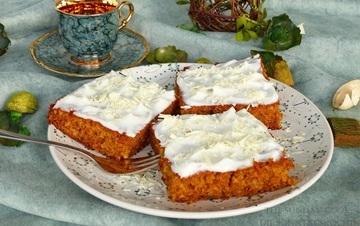 Rezept Karotten-Mandel Kuchen