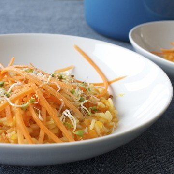 Rezept Karotten-Risotto