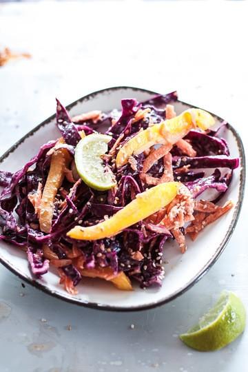 Rezept Karottensalat mit Sesam-Dressing