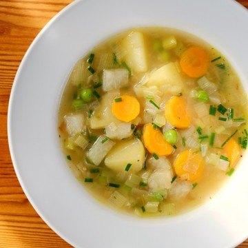 Rezept Kartoffel-Gemüse-Suppe