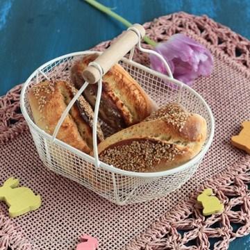 Rezept Kartoffel-Joghurt-Brötchen