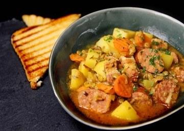 Rezept Kartoffel-Linsen-Eintopf