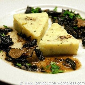 Rezept Kartoffel-Pastinaken-Terrine getrüffelt