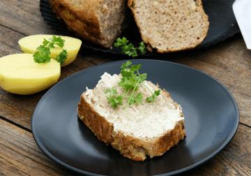 Rezept Kartoffel Zucchini Brot