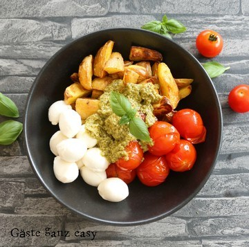 Rezept Kartoffelbowl
