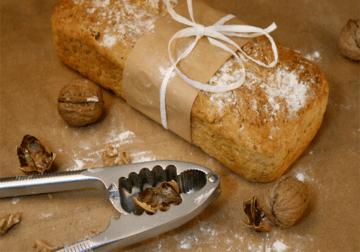Rezept Kartoffelbrot mit Walnüssen