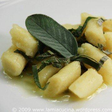 Rezept Kartoffelgnocchi ohne Mehl und ohne Ei