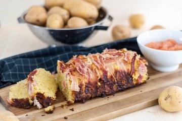 Rezept Kartoffelkuchen