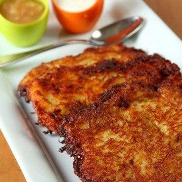 Rezept Kartoffelpuffer/ Grumbeerpannekuche