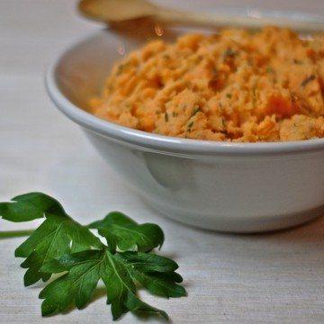 Rezept Kartoffelstampf mit Petersilie und Salbei