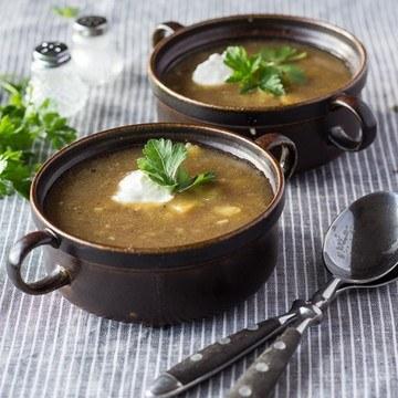 Rezept Kartoffelsuppe mit orientalischer Note