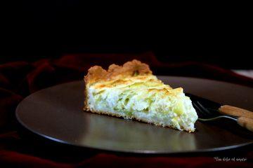 Rezept Käse-Lauch-Quiche