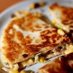 Rezept Käse-Mais-Quesadillas