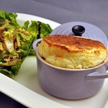 Rezept Käse-Soufflé