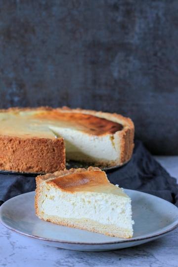 Rezept Käsekuchen Cheesecake