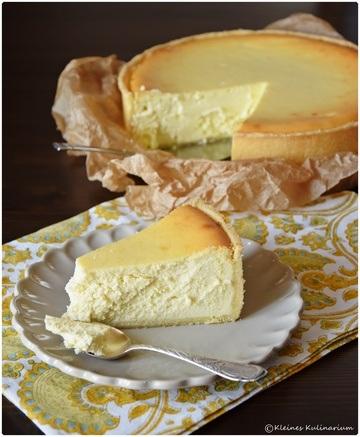 Rezept Käsekuchen - ein Klassiker!