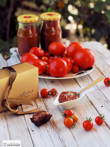 Rezept Ketchup mit Datteln