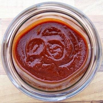 Rezept Ketchup, selbstgebaut.