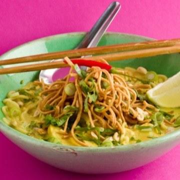Rezept Khao Soi