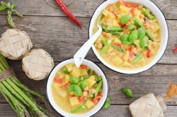 Rezept Kichererbsen Curry