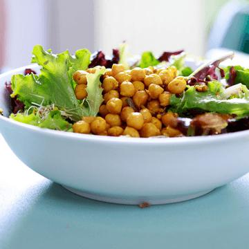 Rezept Kichererbsen-Salat