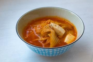 Rezept Kimchi Suppe