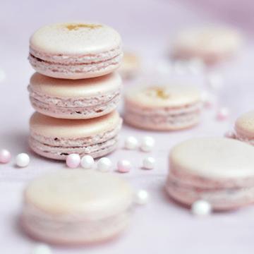 Rezept Kirsch Macarons
