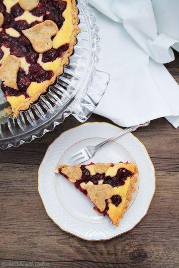 Rezept Kirsch-Quark-Kuchen