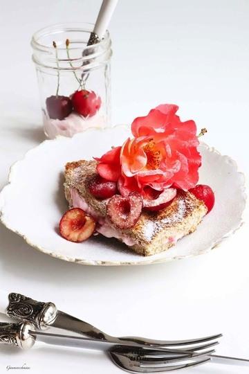 Rezept Kirsch-Toasties