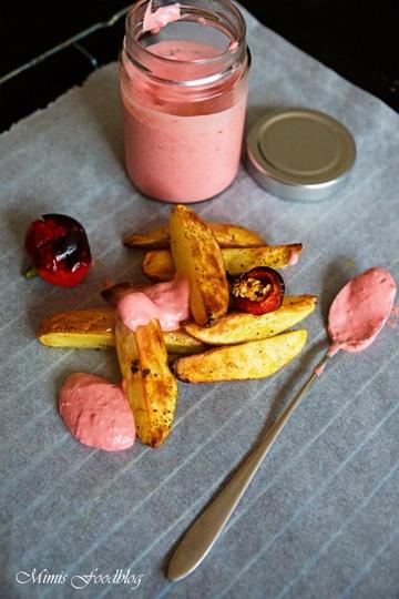 Rezept Kirschchili-Mayonnaise mit Kirschen