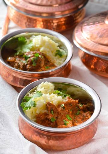 Rezept Klassiches Lamm-Curry (Rogan Josh)