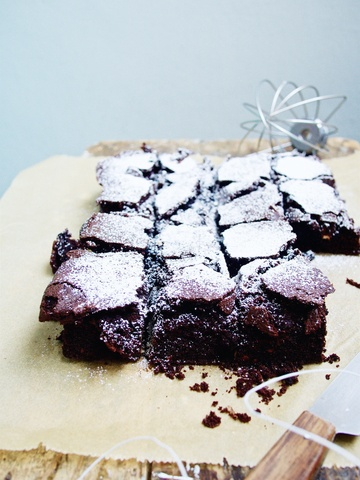 Rezept Klassische Brownies