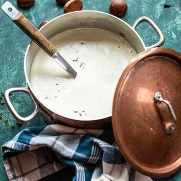 Rezept Klassische Maronensuppe