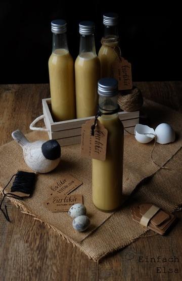 Rezept Klassischer Eierlikör mit Vanille