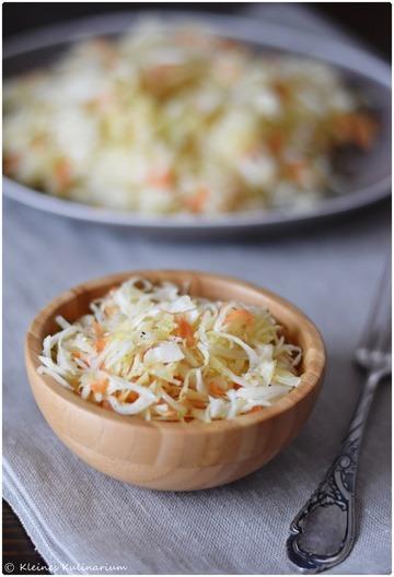 Rezept Klassischer Krautsalat