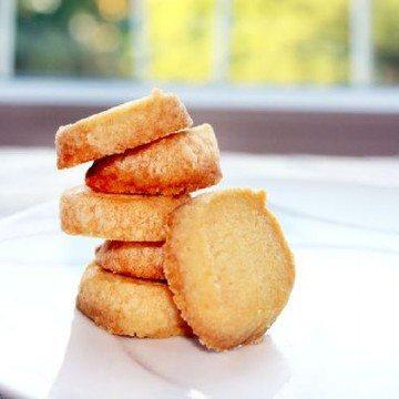 Rezept Kleine Vanilla Wafer