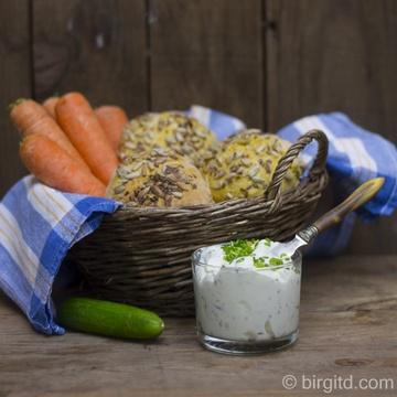 Rezept Knusprige Karotten-Brötchen - herrlich aromatisch & fluffig