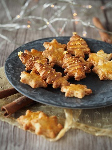 Rezept Knusprige Mandel-Kekse