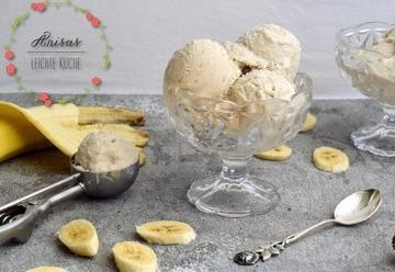 Rezept Kokos-Bananen-Eis