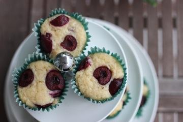 Rezept Kokos-Kirsch-Muffins
