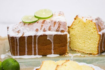 Rezept Kokos-Limetten-Kuchen