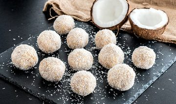 Rezept Kokos-Schneebälle