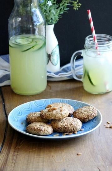 Rezept Kokos - Vanille - Cookies